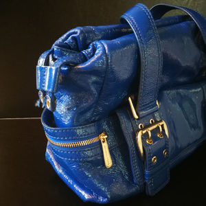 Michael Kors Bags - Michael Kors Blue Fashion Tote